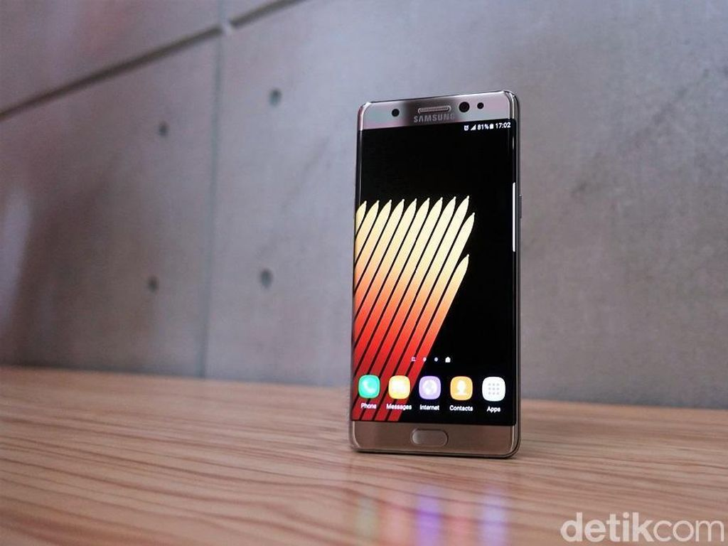Verizon Enggan Matikan Galaxy Note 7