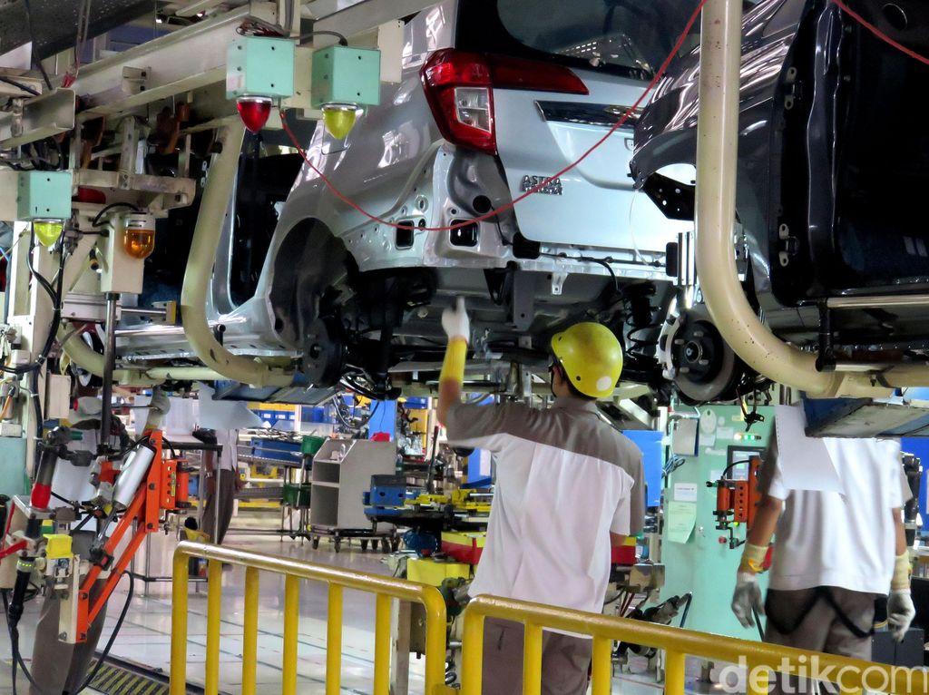 Jalan-jalan ke Pabrik Toyota Calya dan Daihatsu Sigra