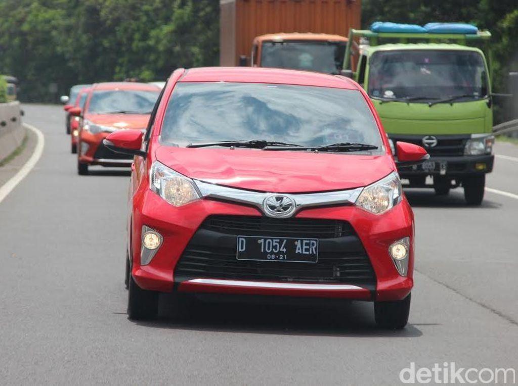 Test Drive Toyota Calya