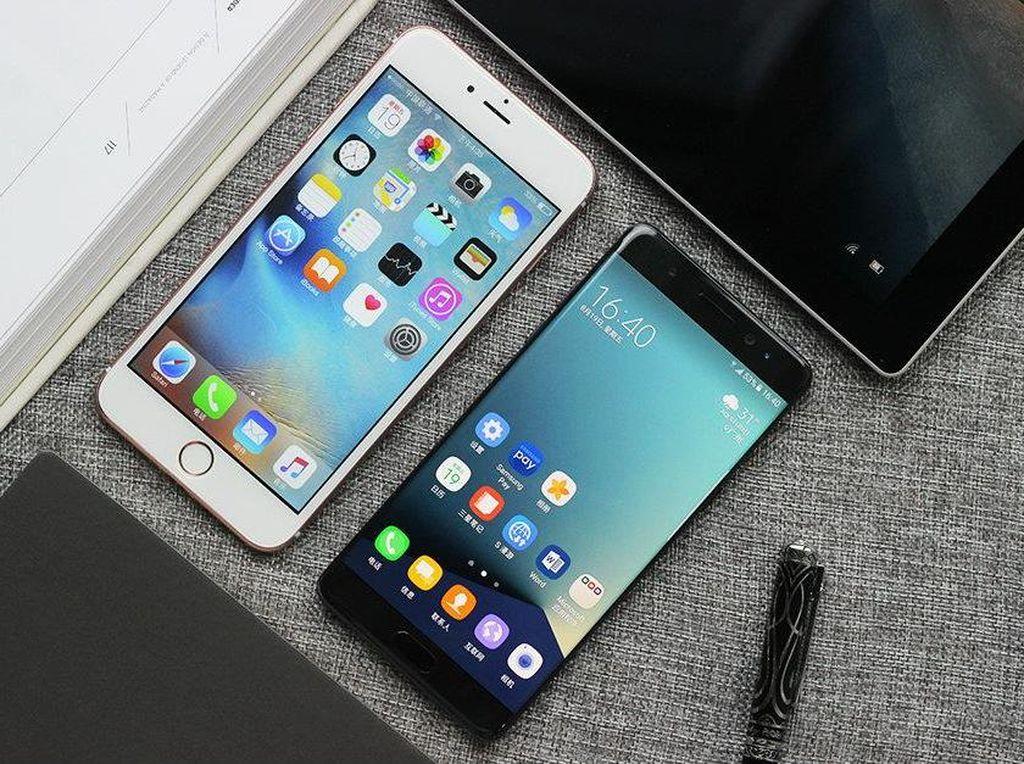 Note 7 Tamat, iPhone 7 Laris di Kandang Samsung