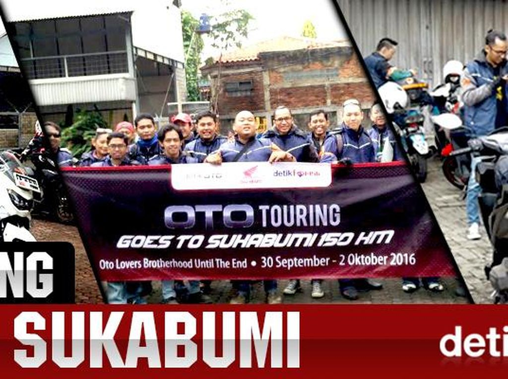 Oto Touring Goes To Sukabumi