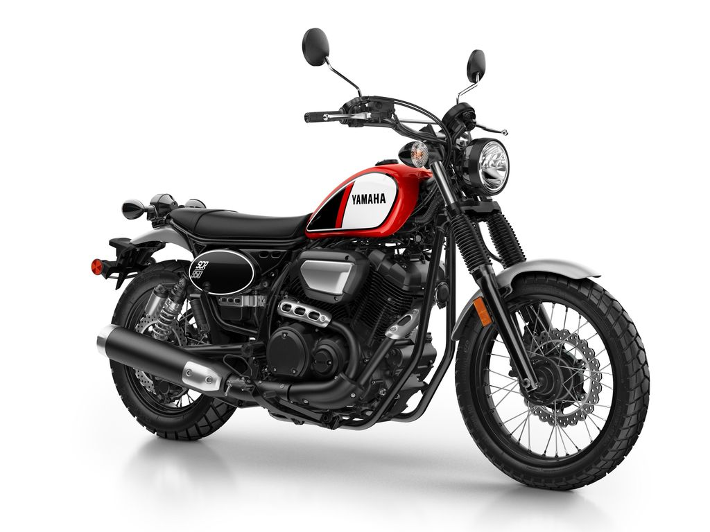 Motor Scrambler Yamaha SCR950