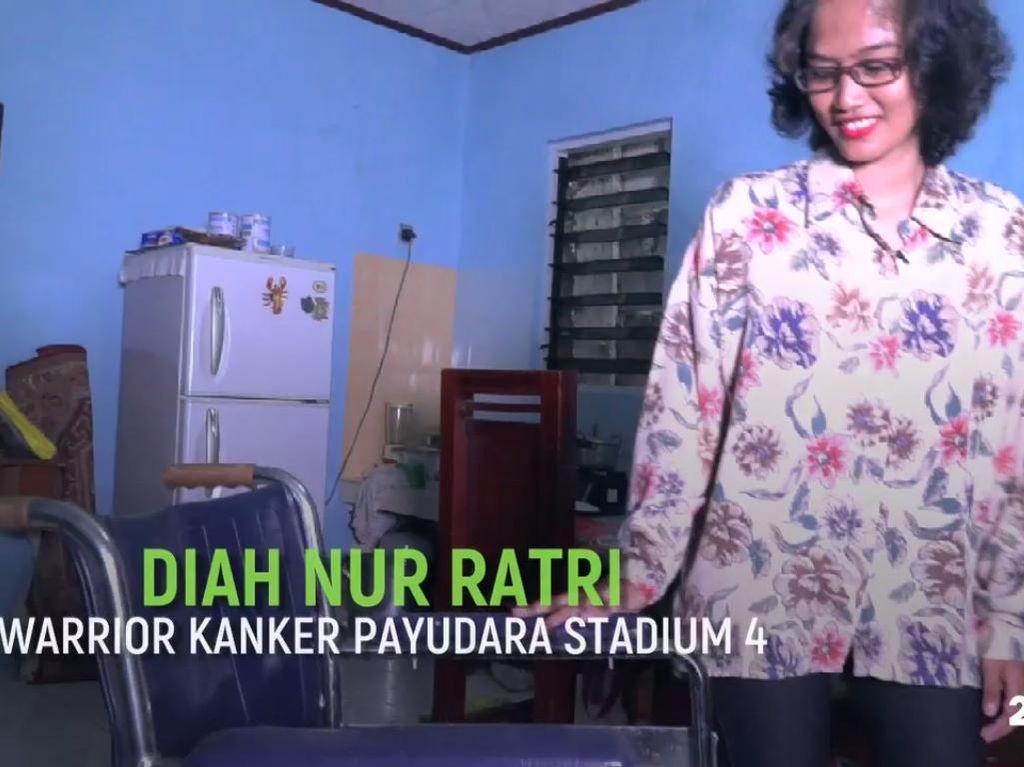 Video: Kisah Perempuan Muda Melawan Kanker Payudara Stadium 4