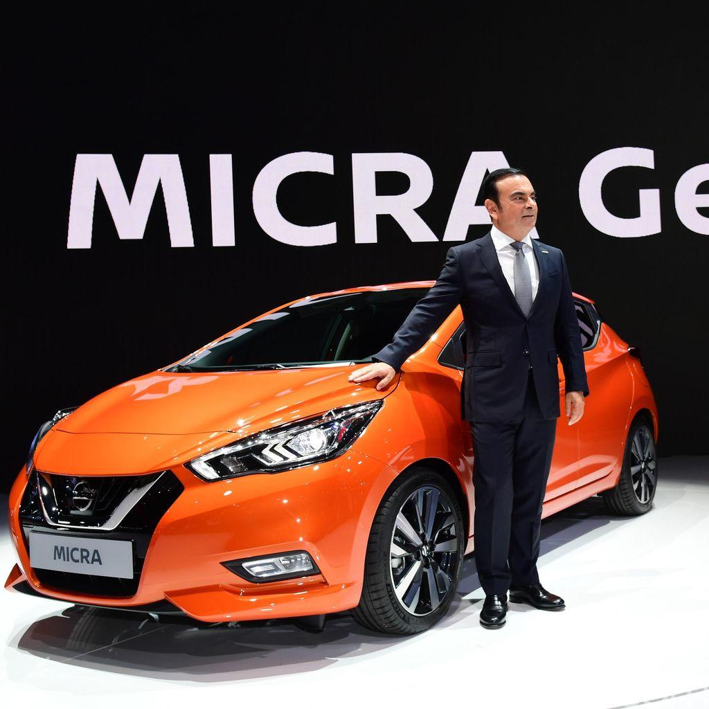Nissan March Generasi Kelima Kian Canggih Saja