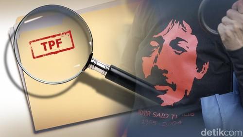 Mencari Dokumen TPF Munir