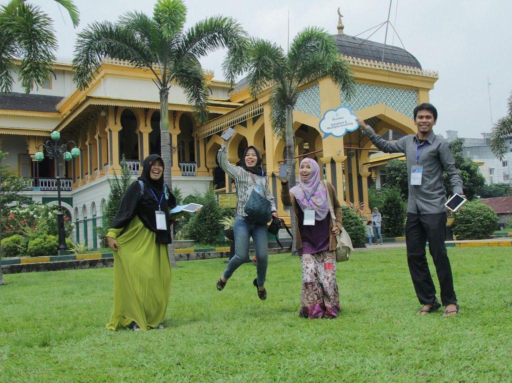 Jelajah Kota Medan