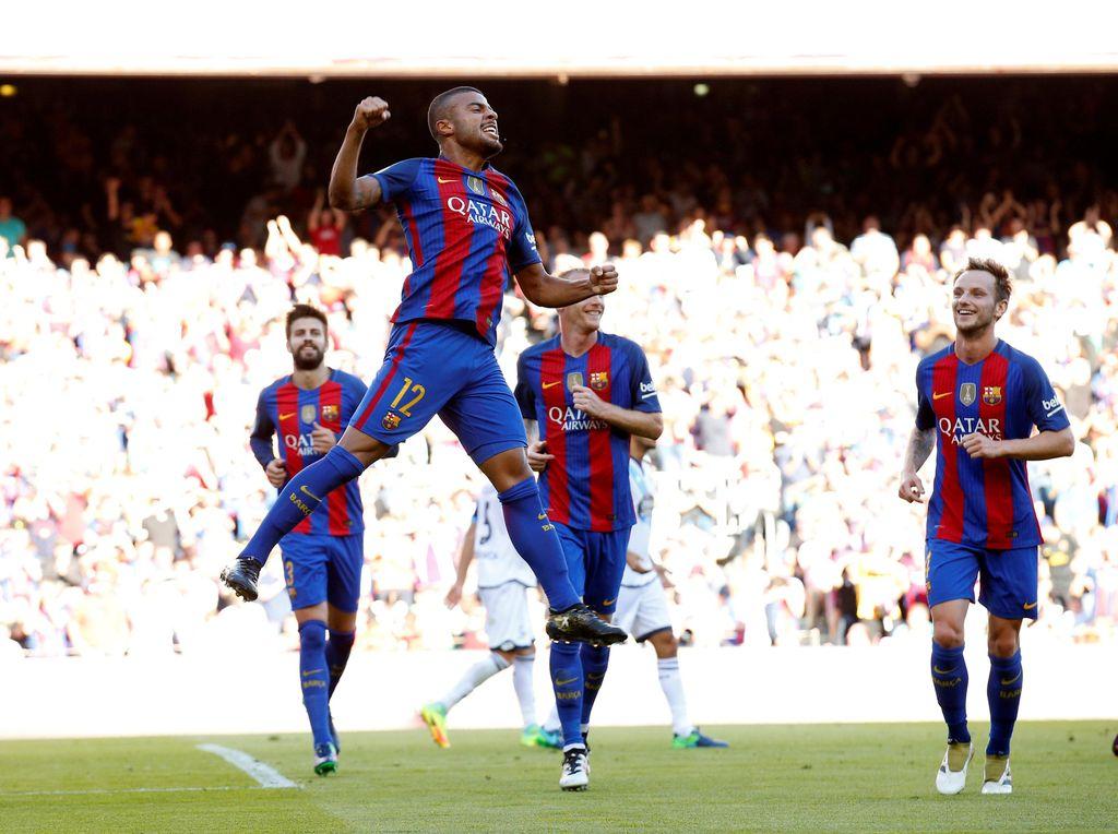 Barcelona Kandaskan Deportivo 4-0