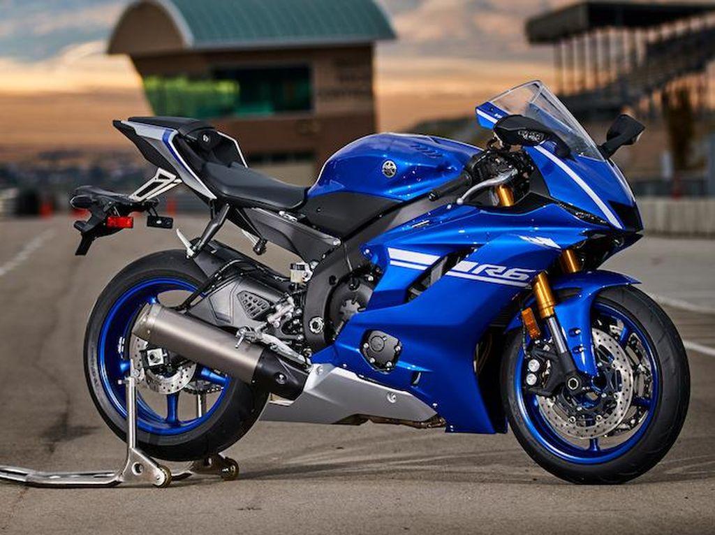 Yamaha YZF-R6 Terbaru