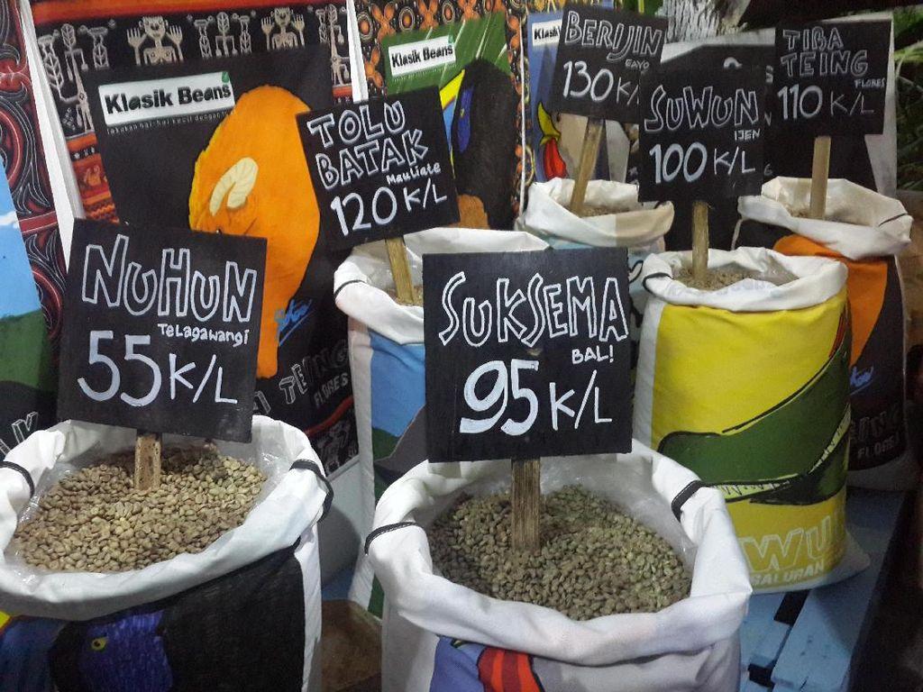 Asyiknya Belajar Sambil Mencicip Kopi Nusantara di Jakarta Coffee Week 2016