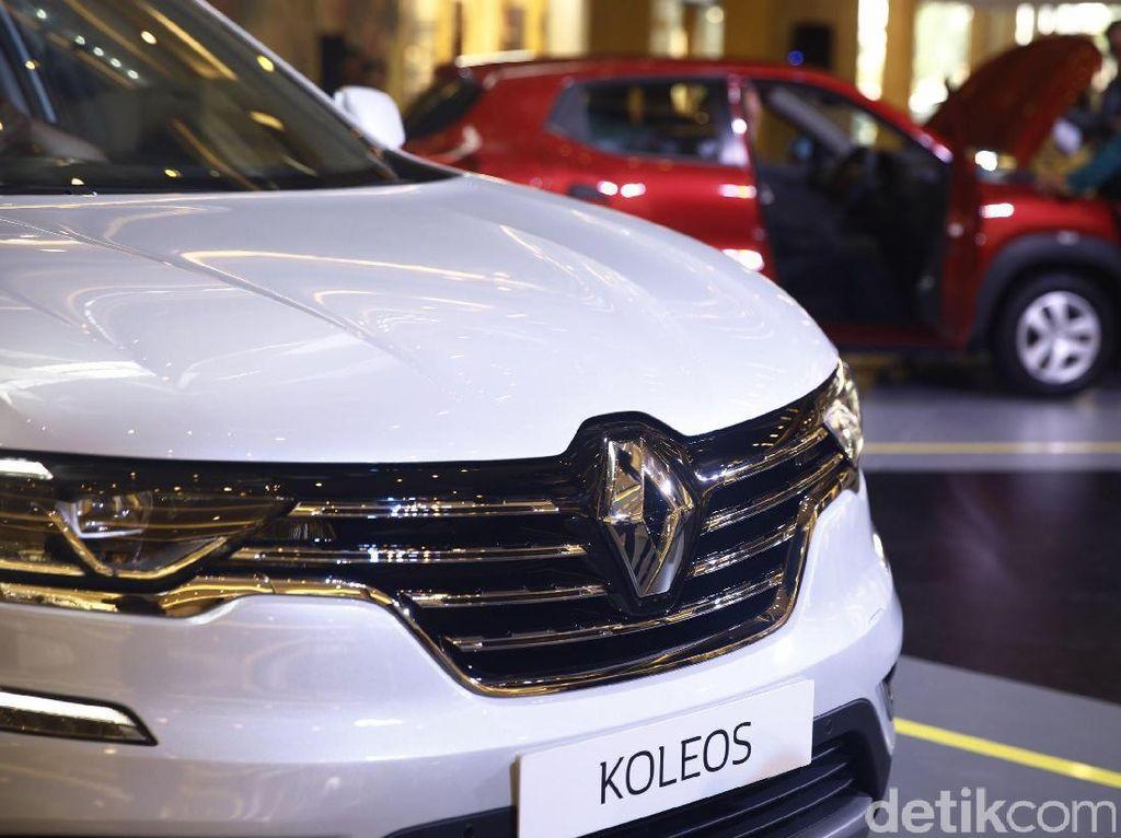 Dijual Rp 460 Juta, Ini Fitur Lengkap SUV Renault Koleos