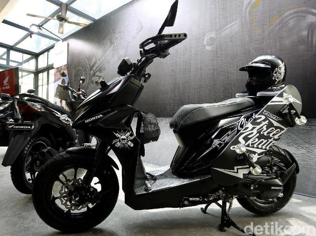 AHM Luncurkan Honda BeAT Street