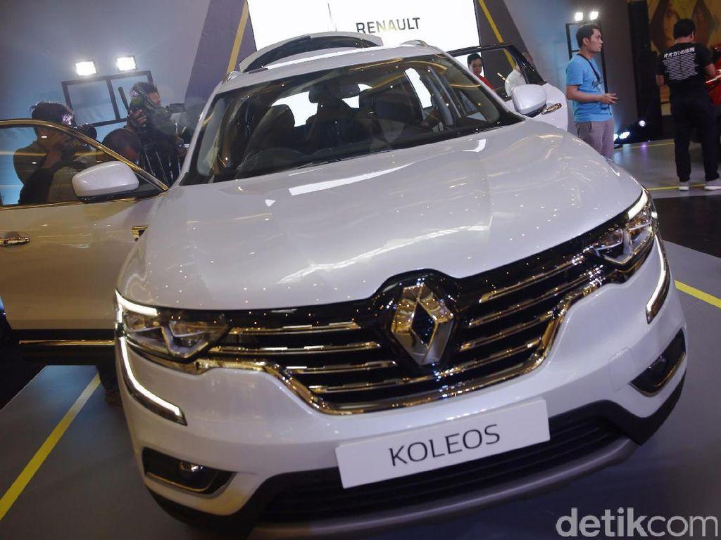 New Renault Koleos Meluncur