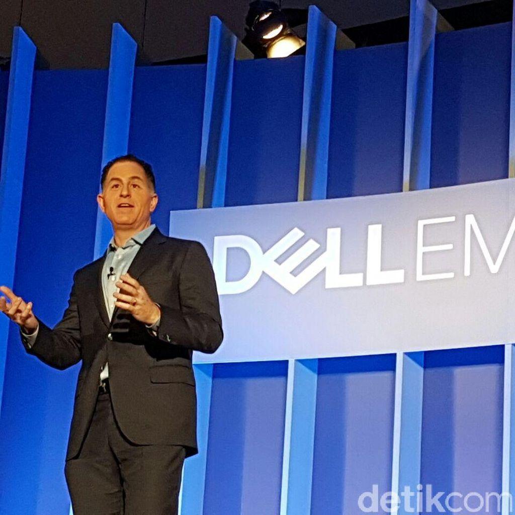 Melongok Anak dari Perkawinan Dell-EMC