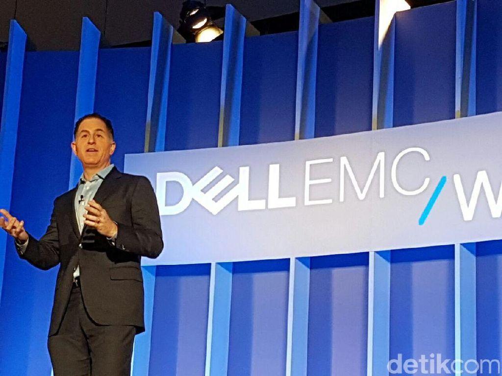 Si Gesit Michael Dell yang Ambisius