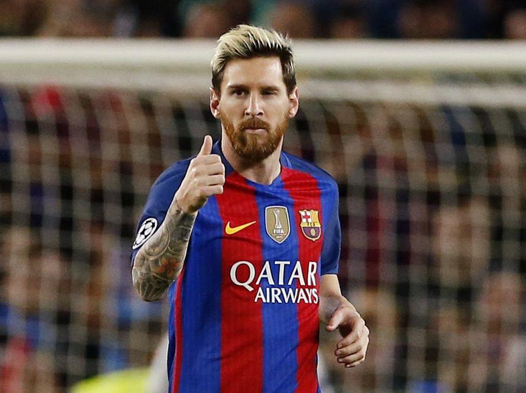 Barcelona Hajar City 4-0
