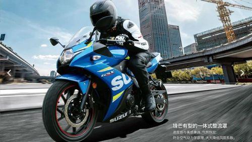 Suzuki GSX-R250 Debut Di China, Ini Tampangnya