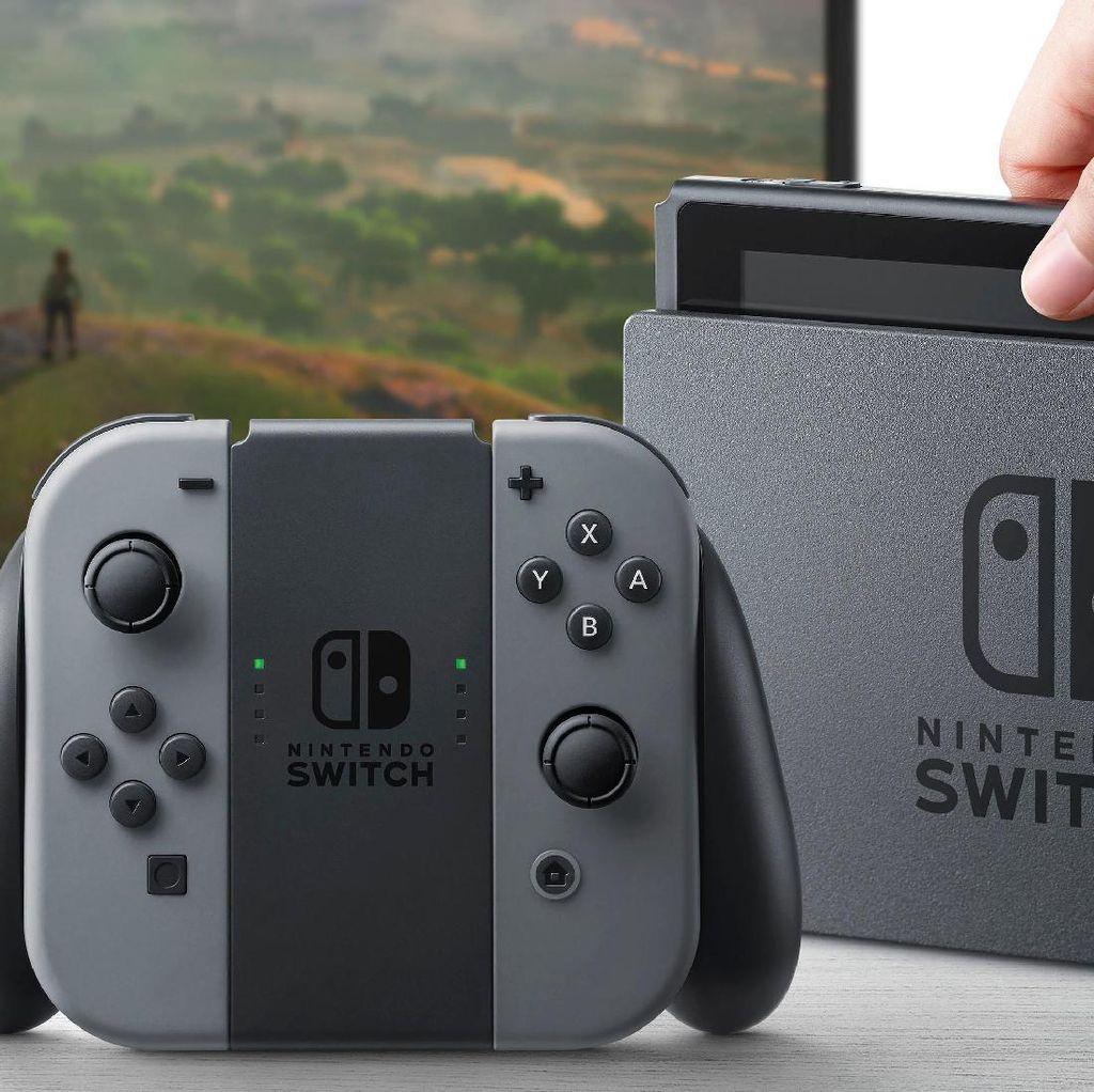 Mampukah Nintendo Switch Saingi PS 4 & Xbox One?