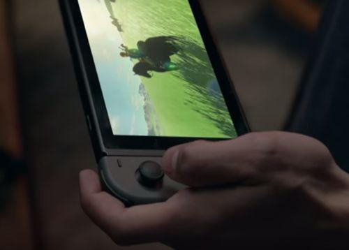Bukan NX, Konsol Anyar Nintendo Ternyata Switch