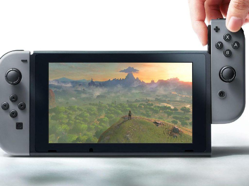Mengupas Kontroler Nintendo Switch