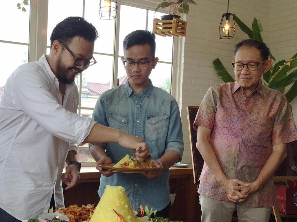 Bersama Gibran Rakabuming Raka, Kedai Susu Mommilk Solo Perluas Pasar ke Bekasi