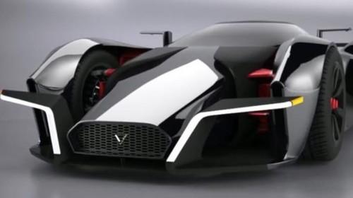 Ini Dia Mobil Super Bertenaga Listik Pertama Dari Singapura