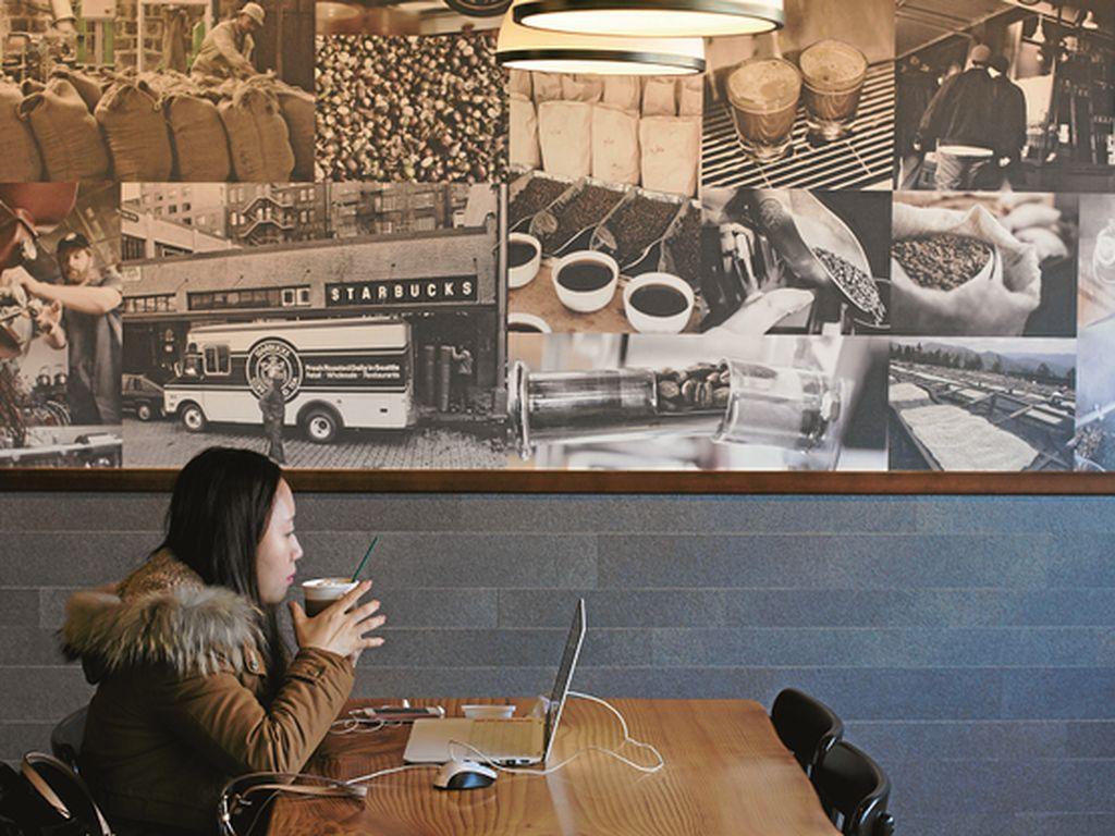 Asyik! Di Kafe Ini Hanya Perlu Bayar Waktu Saja, Bisa Ngopi dan Ngemil Sepuasnya