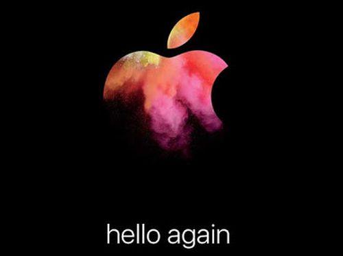 'Hello Again', Bocoran Apple untuk MacBook Anyar