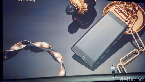 Mi Note 2 Contek Galaxy S7 Edge? Xiaomi: Kami Lebih Dulu