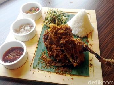 Holyduck: Menikmati Bebek Kampung Crispy dengan Aneka Sambal Khas Bali