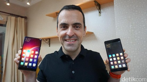 Mi Note 2 dan Mi Mix Masuk Indonesia, Xiaomi?