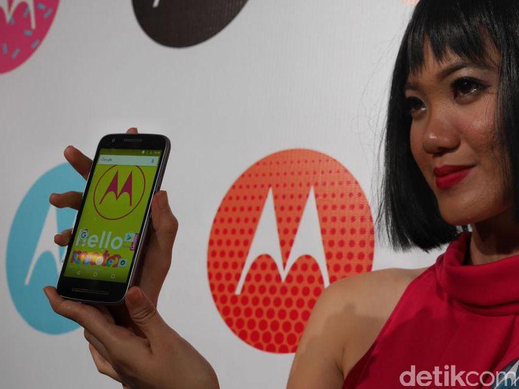 Motorola Kembali ke Indonesia dengan Moto E3 Power