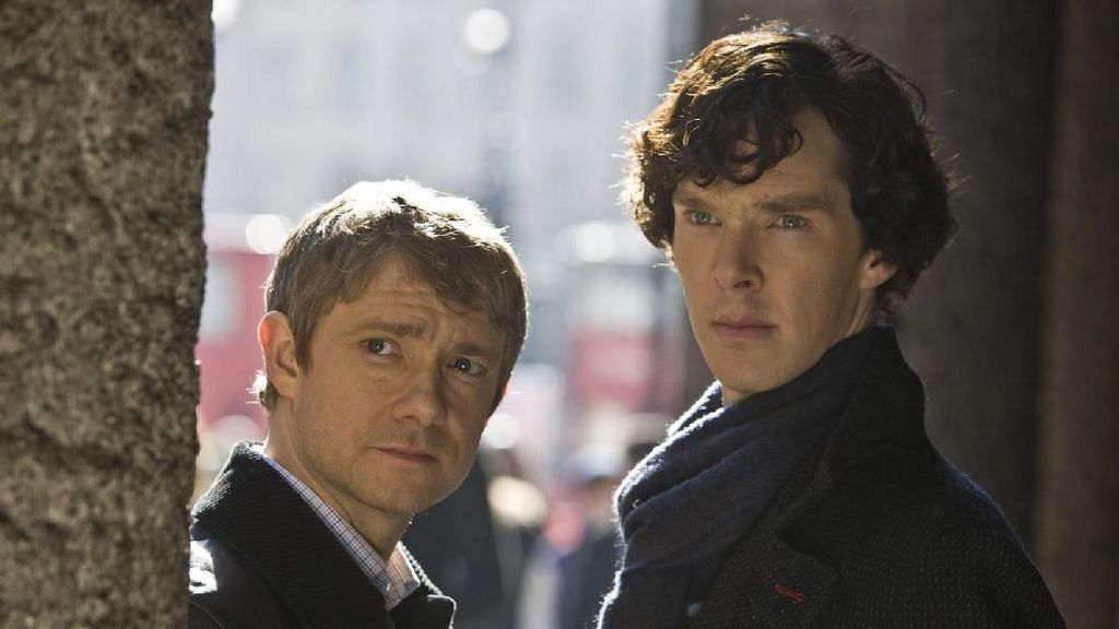 'Sherlock' ke-4 Kembali Tahun Depan