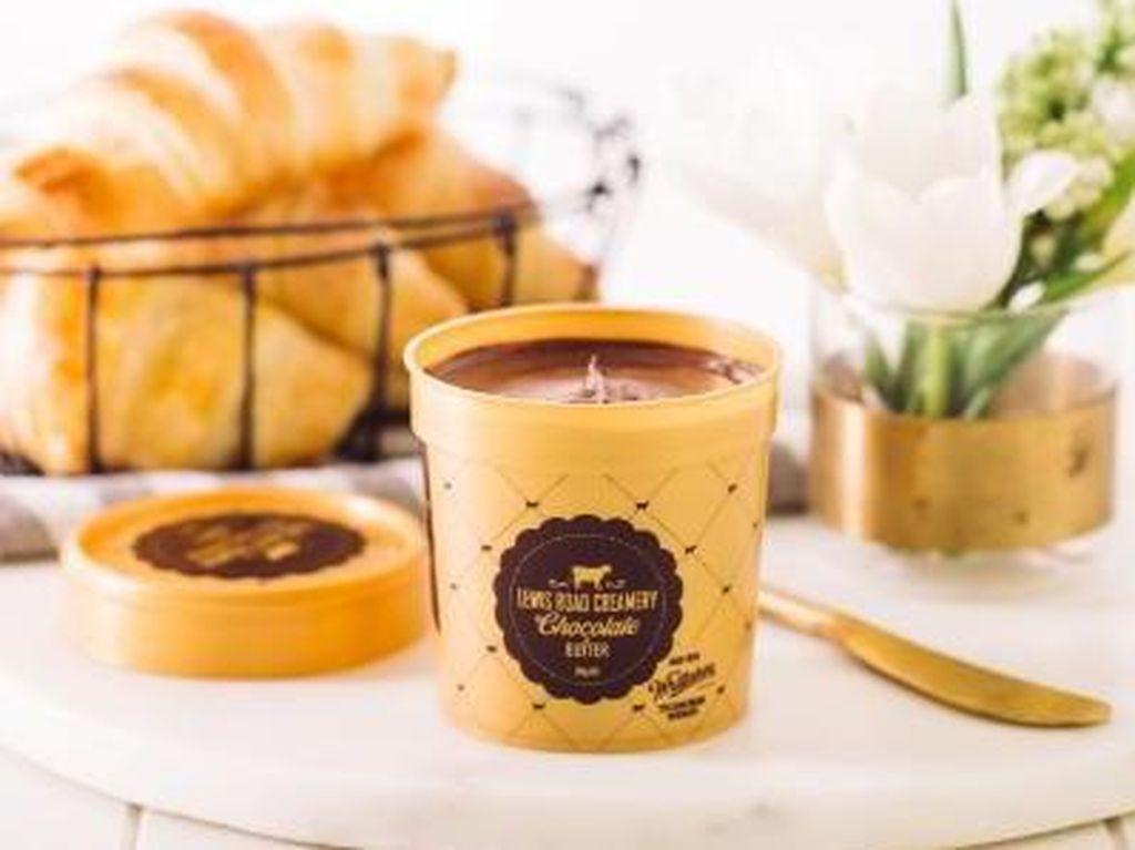 Nyam! Ini Bukan Mentega Biasa Tapi Mentega Cokelat Pertama di Dunia yang Bikin Roti Makin Enak