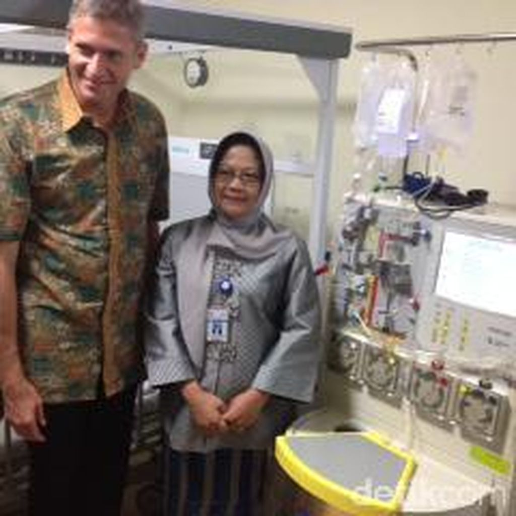 Dengan Mesin Ini, Pasien Leukemia Lebih Mudah Jalani Kemoterapi