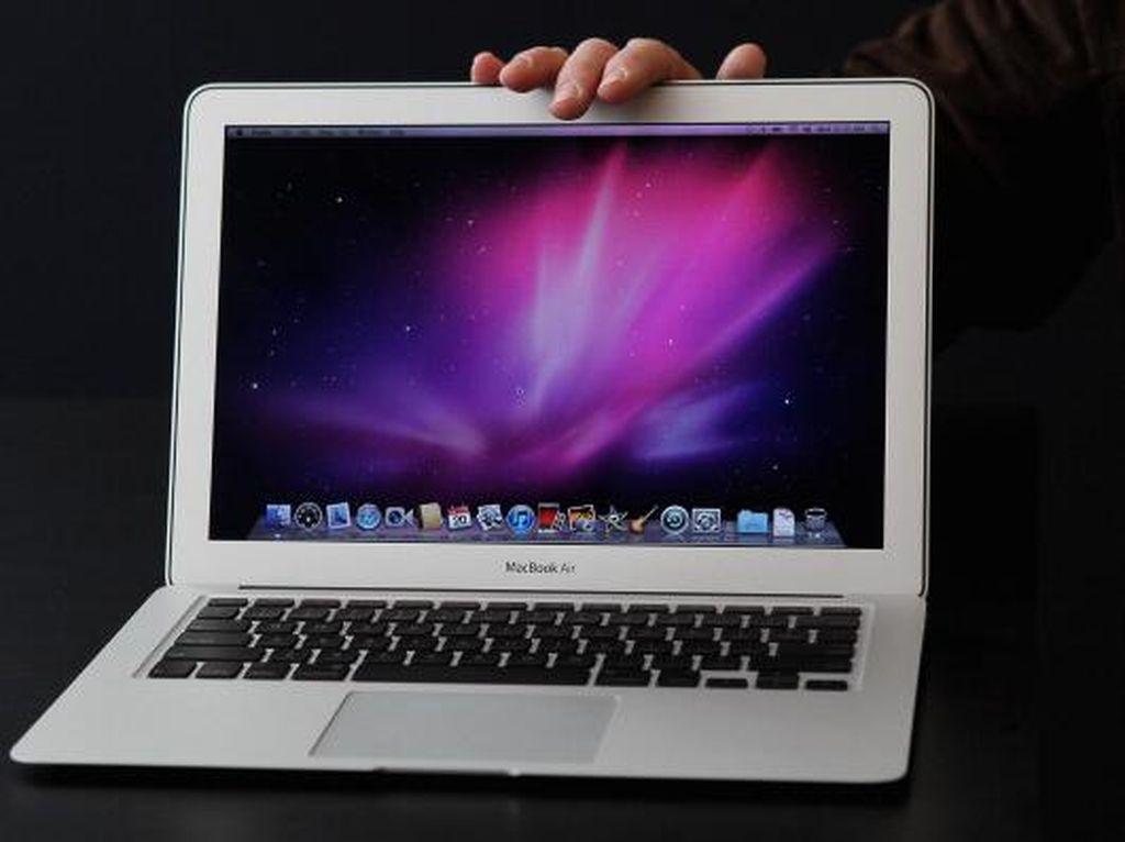 Apple Diam-diam Matikan MacBook Air?
