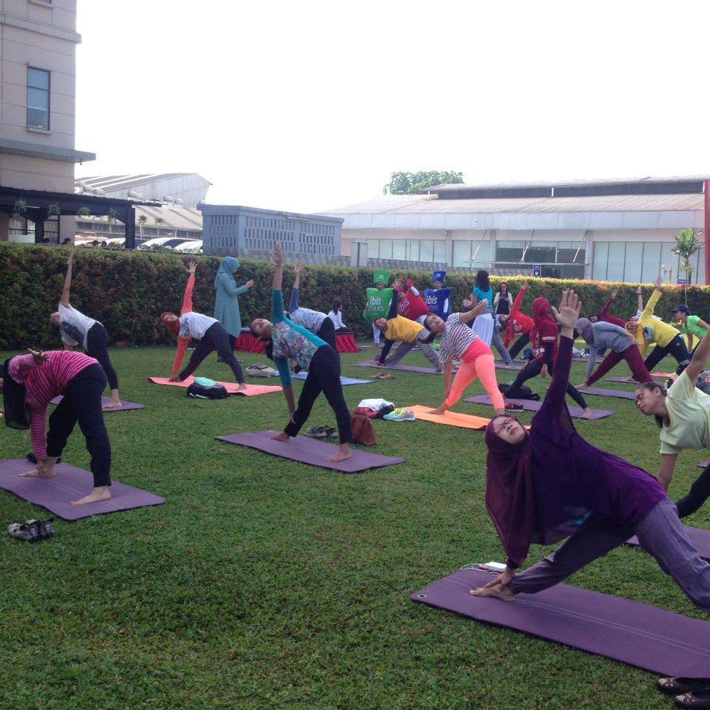 Buat Hipertensi, Yoga Terbukti Ampuh Menurunkan Tekanan Darah