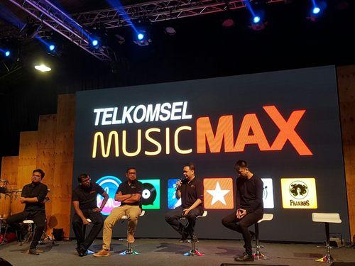 Telkomsel Genjot 4G Lewat Streaming Musik