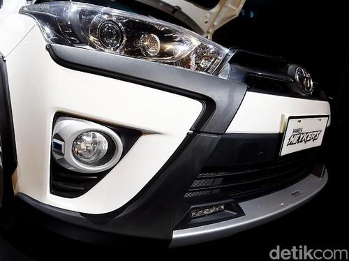 Profil Toyota Yaris Terbaru dan Yaris Heykers