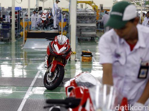 Jepang, Negara Yang Paling Memungkinkan Jadi Tujuan Ekspor CBR250RR