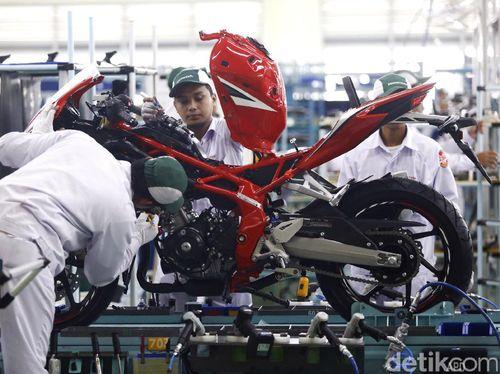 Indonesia Potensial Untuk Jadi Basis Produksi CBR250RR