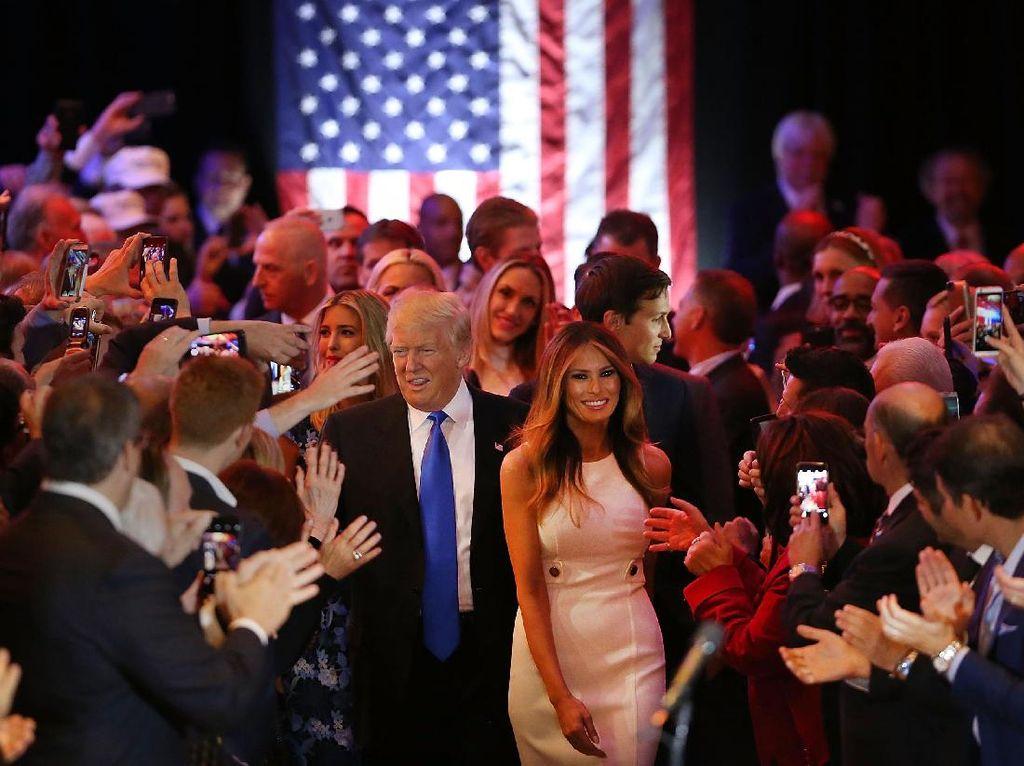 Jelang Inaugurasi, Keluarga Trump Cari Makeup Artist Gratisan?
