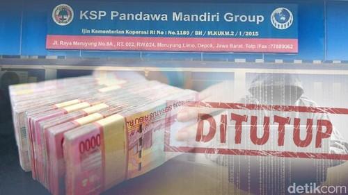 Pandawa Group Ditutup OJK