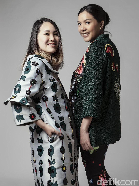Carline dan Ria Sarwono Cottonink