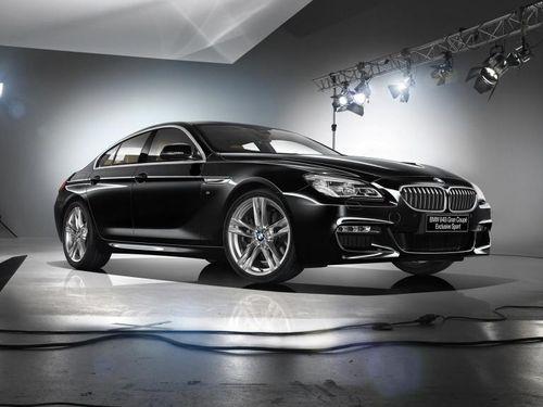 BMW Hadirkan Seri 6 Gran Coupe Edisi Khusus Di Jepang