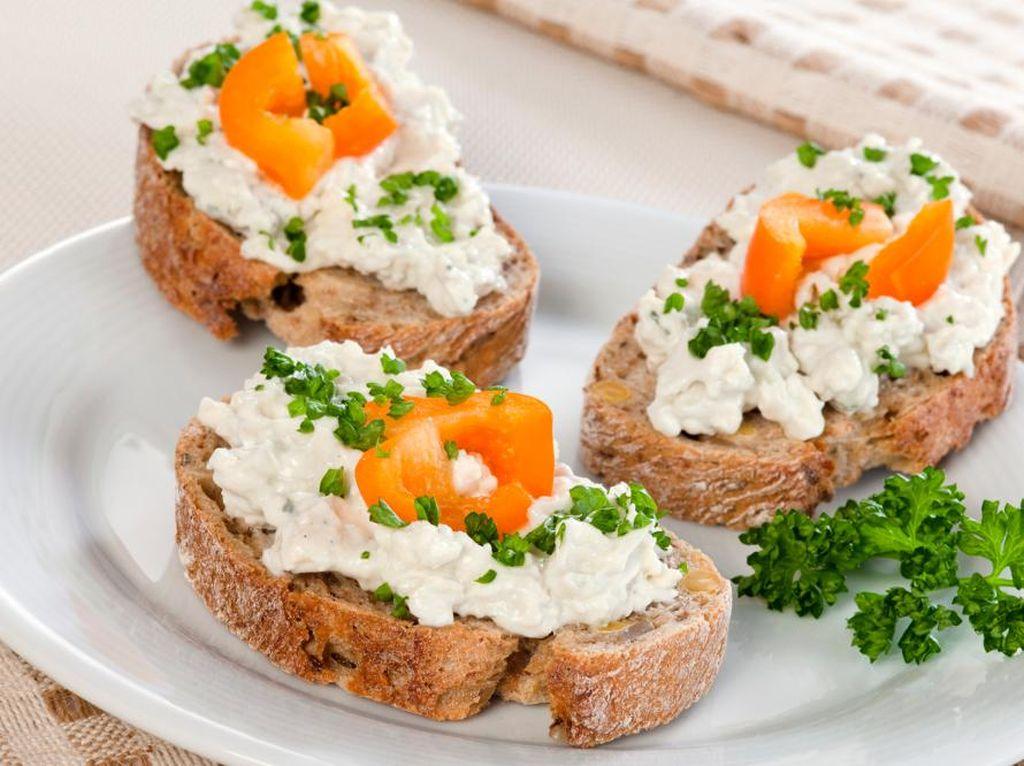 Yuk, Bikin Cheese Spread yang Gurih Enak untuk Olesan Roti!