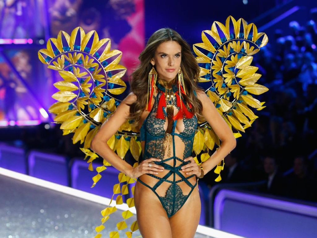 Foto: Fashion Show Victorias Secret 2016