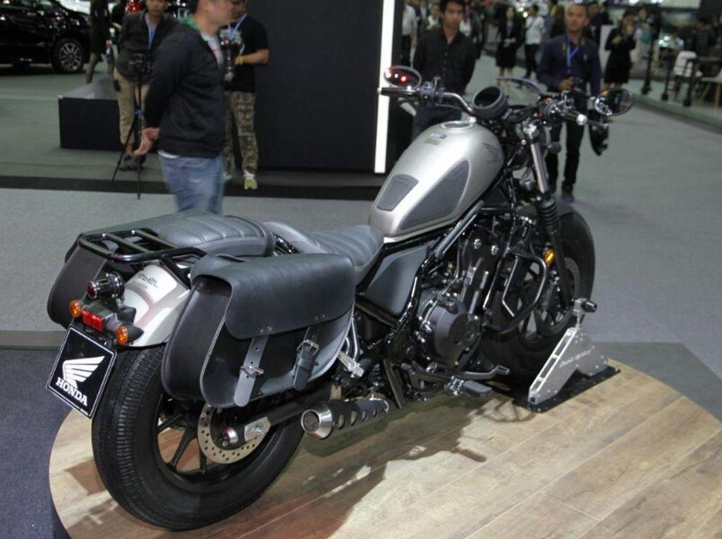 Honda Rebel 500 cc Sapa Thailand