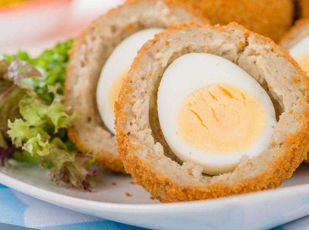 Yuk, Bikin Scotch Egg yang Gurih untuk Sajian Spesial Akhir Pekan