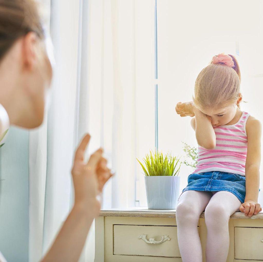 85 Persen Orang Tua Melakukan Kesalahan Saat Berikan Anak Waktu  Time-out