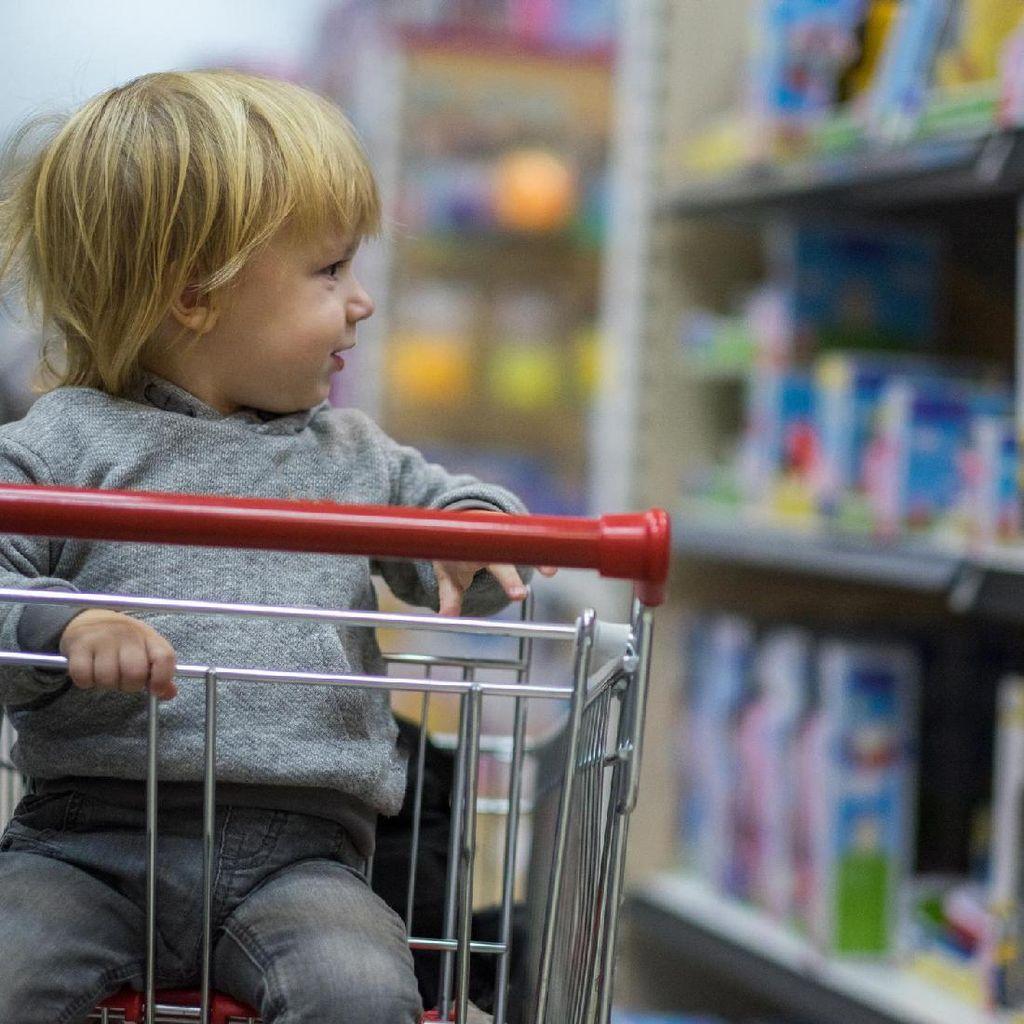 Si Kecil Selalu Minta Dibelikan Mainan? Begini Menyikapinya